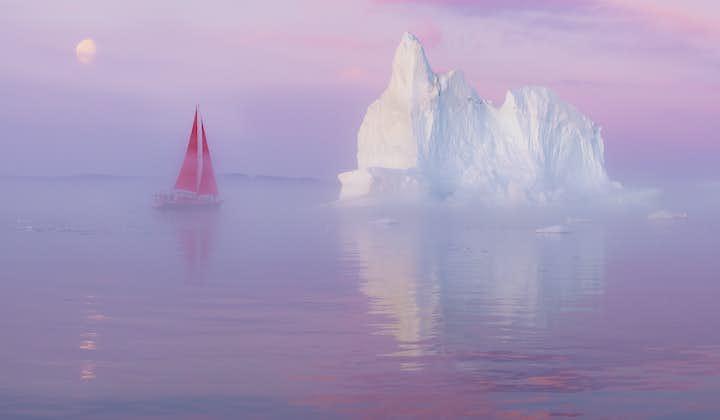 Red Sails in Greenland   Summer Photo Workshop