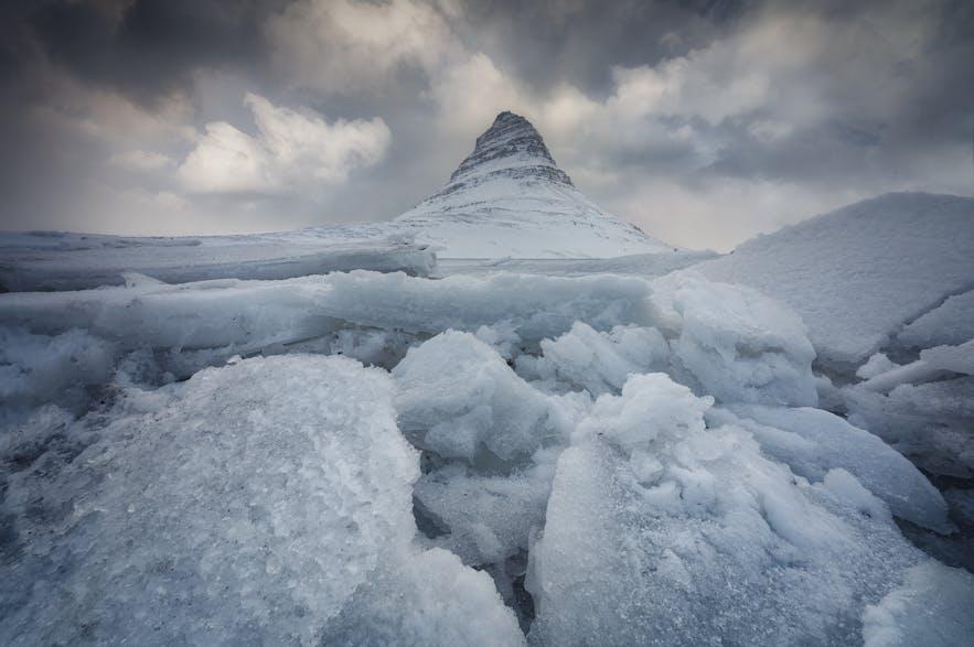 Winter Kirkjufell - Image By Albert Dros