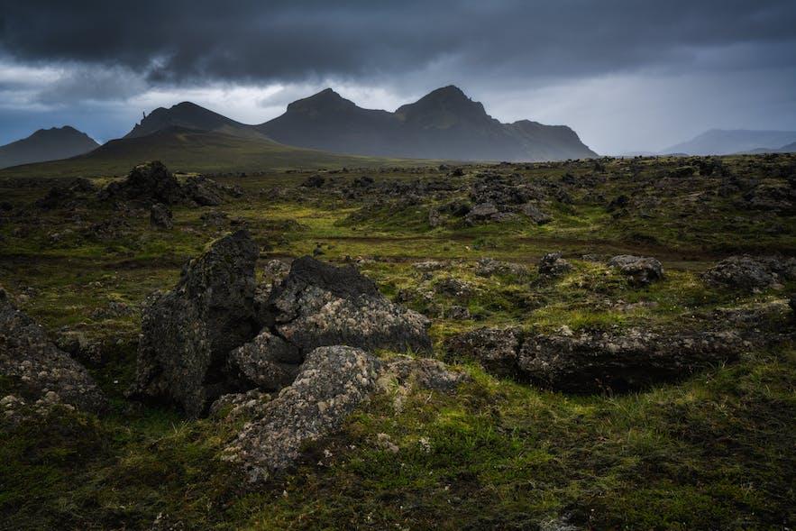 Dark Highlands - Image By Albert Dros