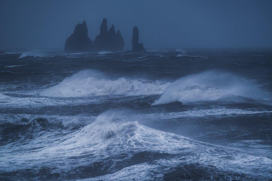 Vik Seastacks - Image By Albert Dros