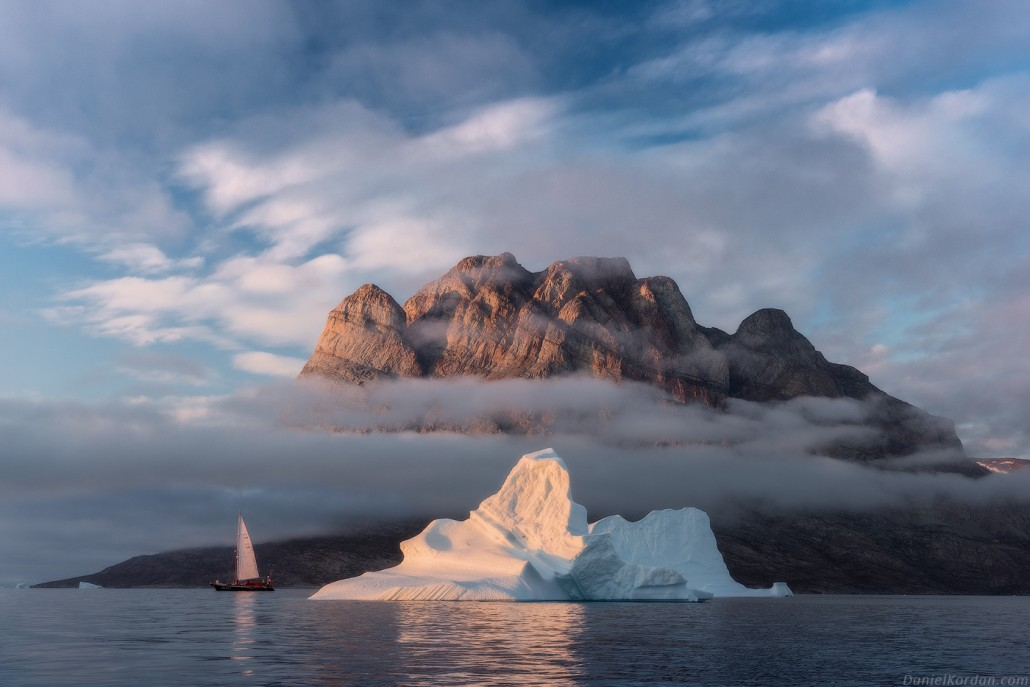 South Greenland Photography Tour - day 1