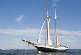 Modern Sailing Vessel