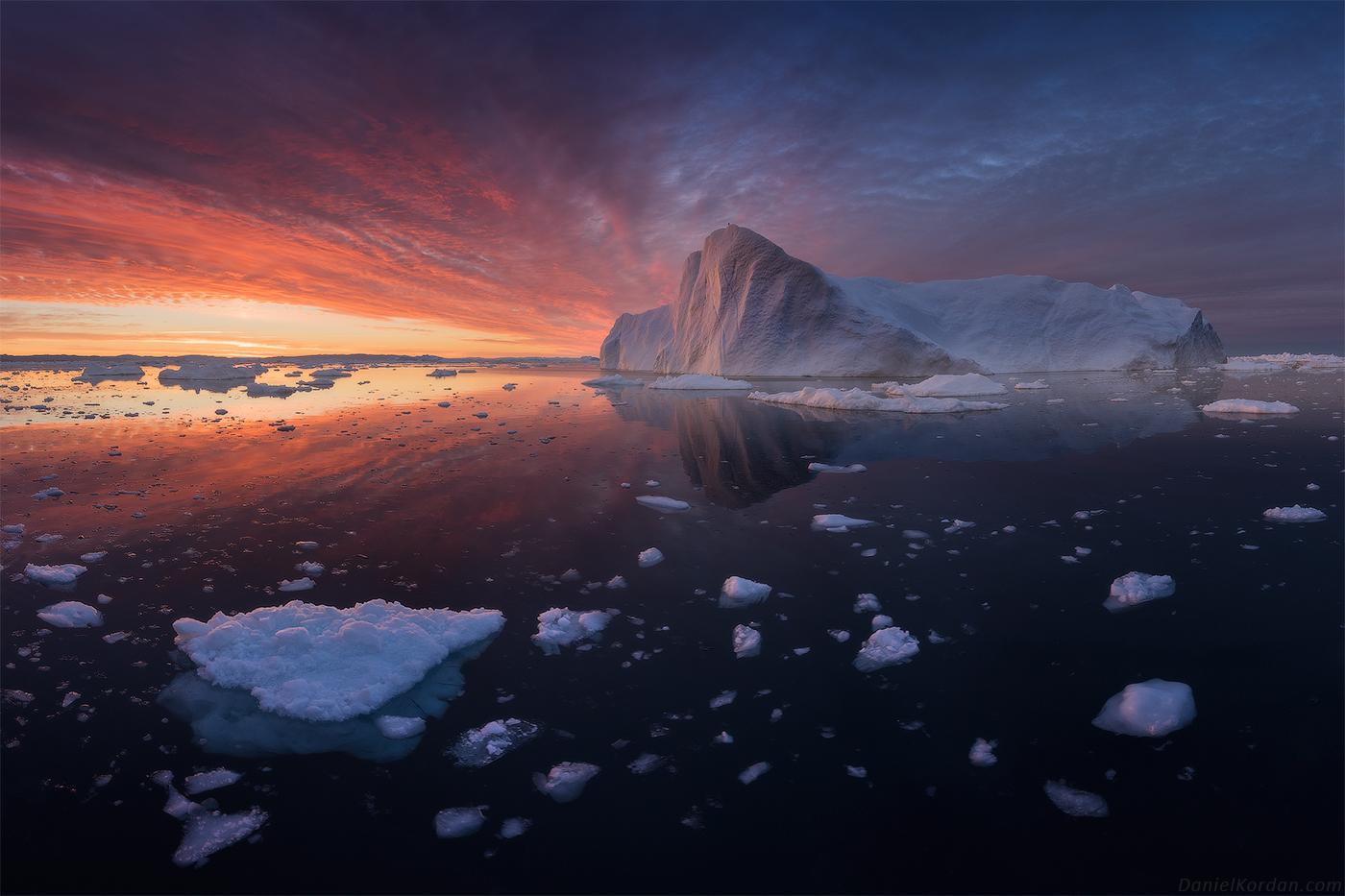 West Greenland Photo Workshop in Disko Bay | Sailing on Schooner - day 2