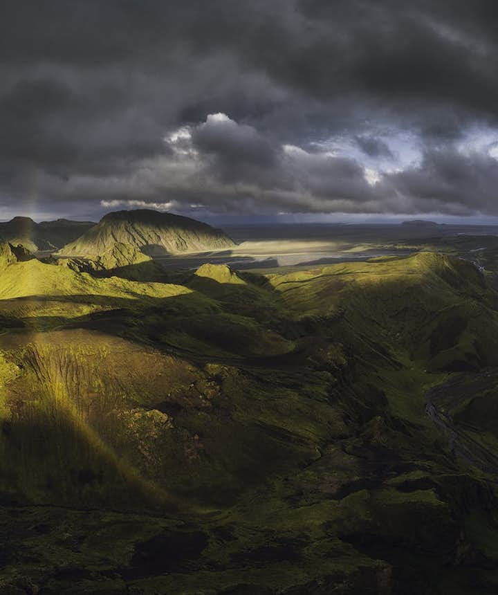 How to Photograph Rainbows in Iceland