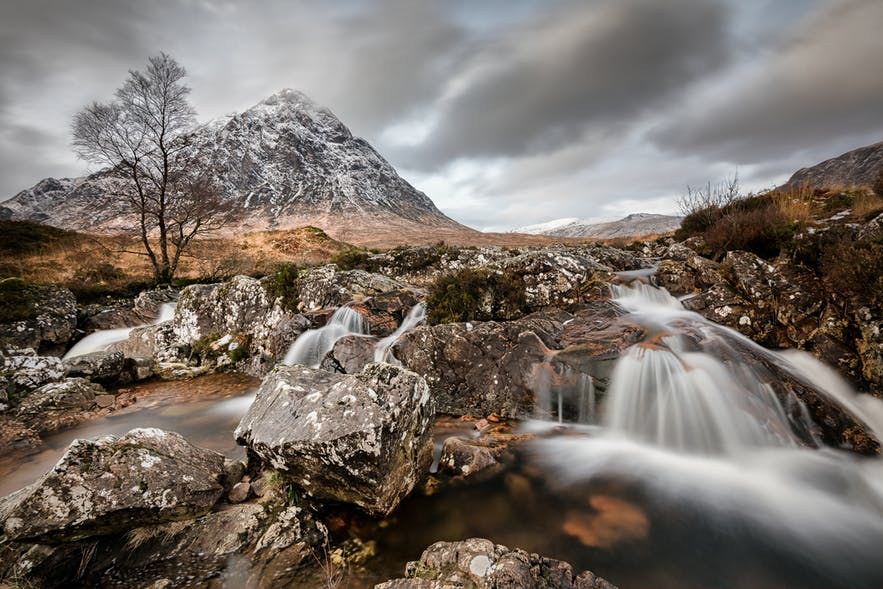 How I Took This Photo of Scotland's Most Loved Peak