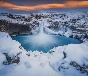 10泊11日冬のアイスランドの写真ワークショップ|オーロラを狙い