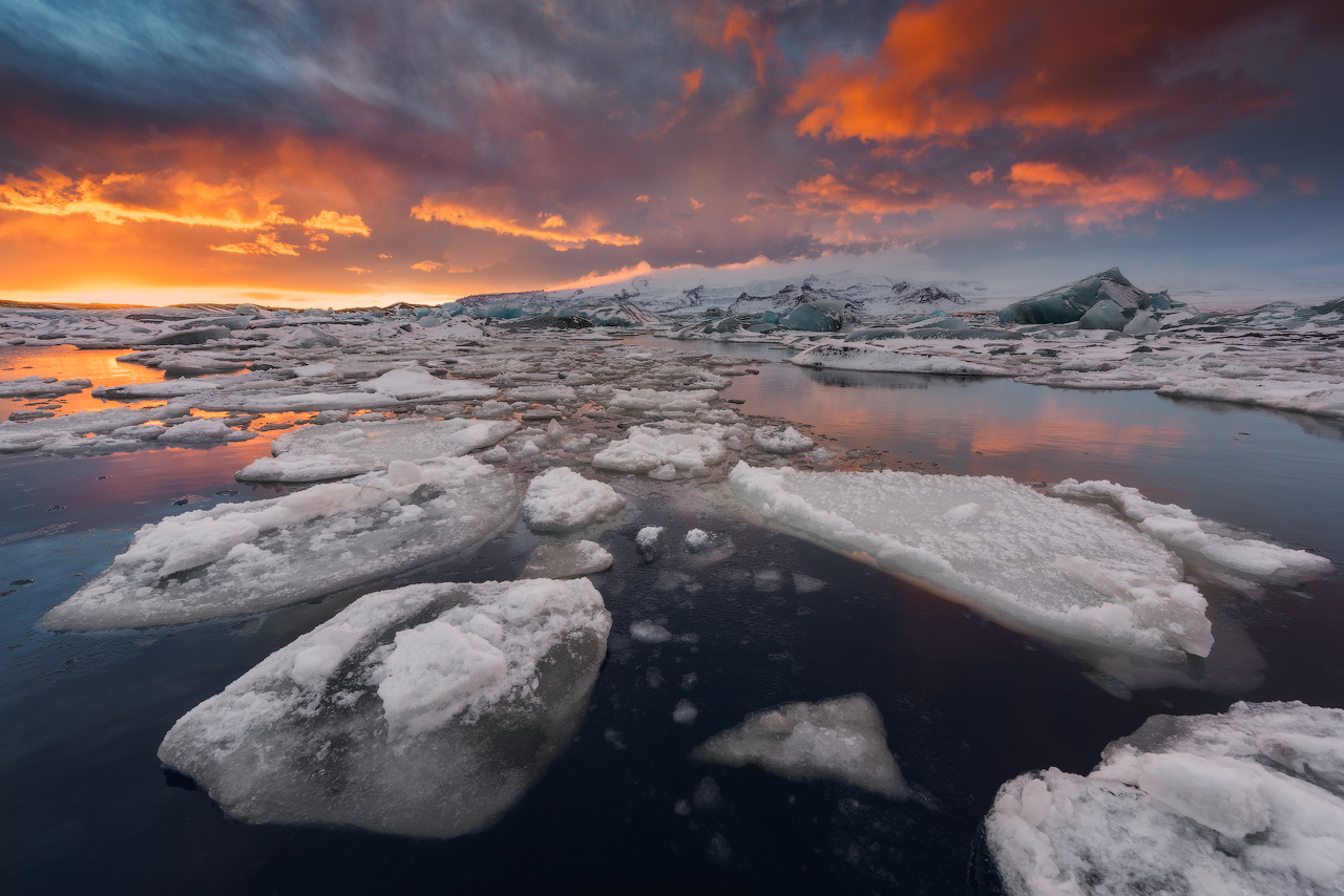 Complete Two Week Winter Photography Workshop in Iceland - day 9
