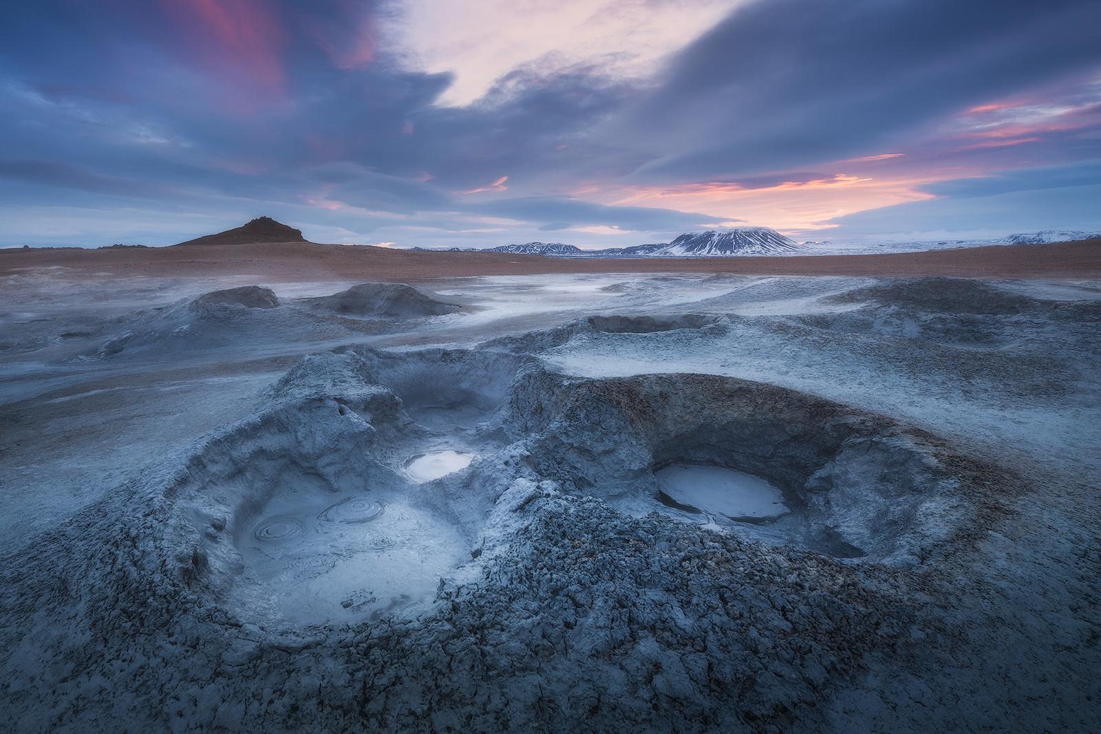冰岛北部冬季摄影团