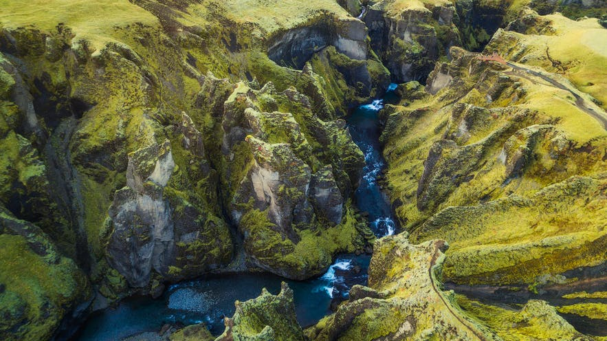 Aerial Photography in Iceland | Drones vs Helicopters and Planes