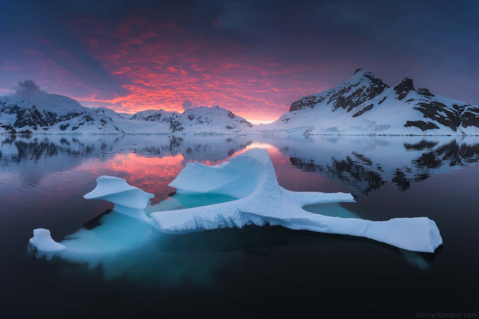 22 Day Antarctica Photography Expedition on Bark Europa - day 15