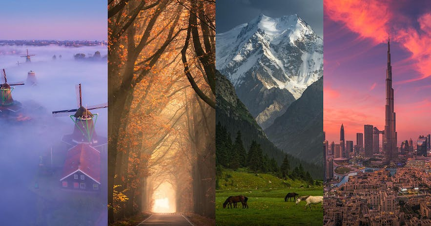 25 Useful Tips to Quickly Improve Your Landscape Photography