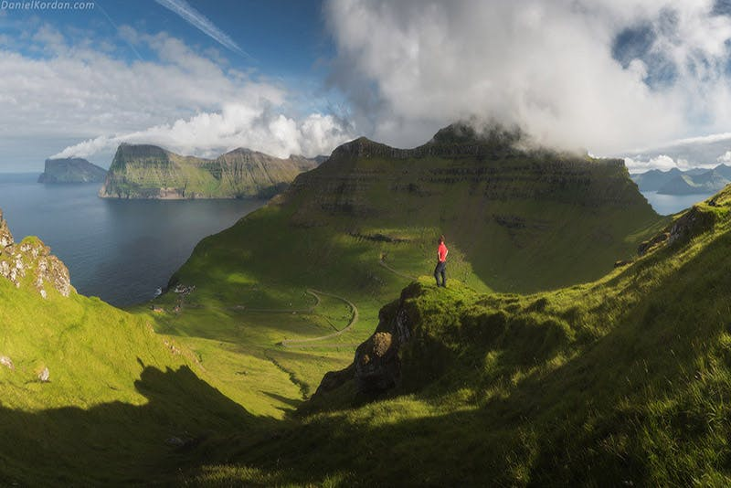 8 Day Autumn Faroe Islands Photo Tour - day 1