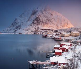 3 Day Winter Photo Workshop of Norway's Lofoten Islands