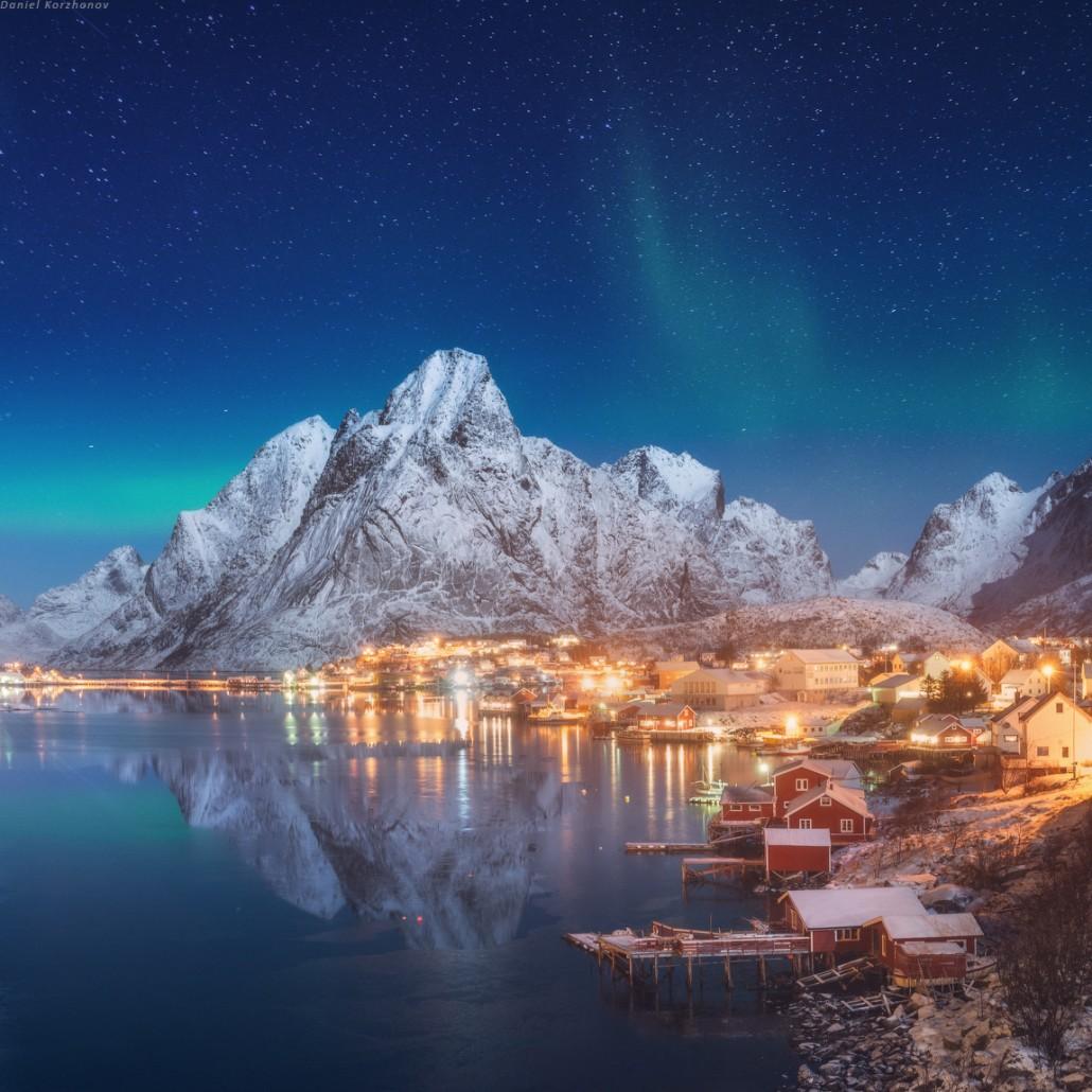 3 Day Winter Photo Workshop of Norway's Lofoten Islands - day 2