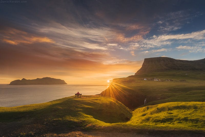 4 Day Summer Faroe Islands Photo Tour - day 2