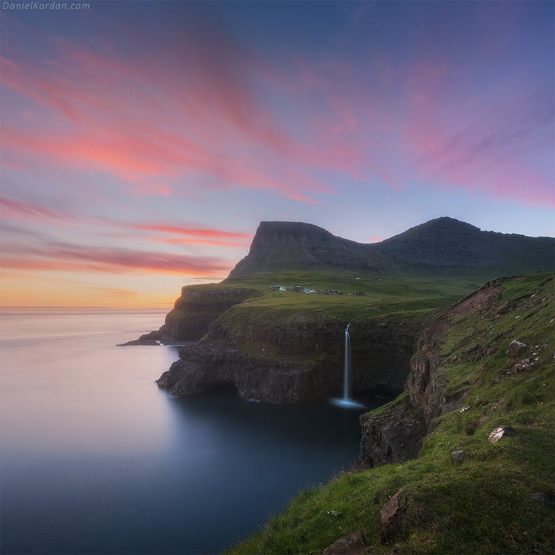 8 Day Autumn Faroe Islands Photo Tour - day 2