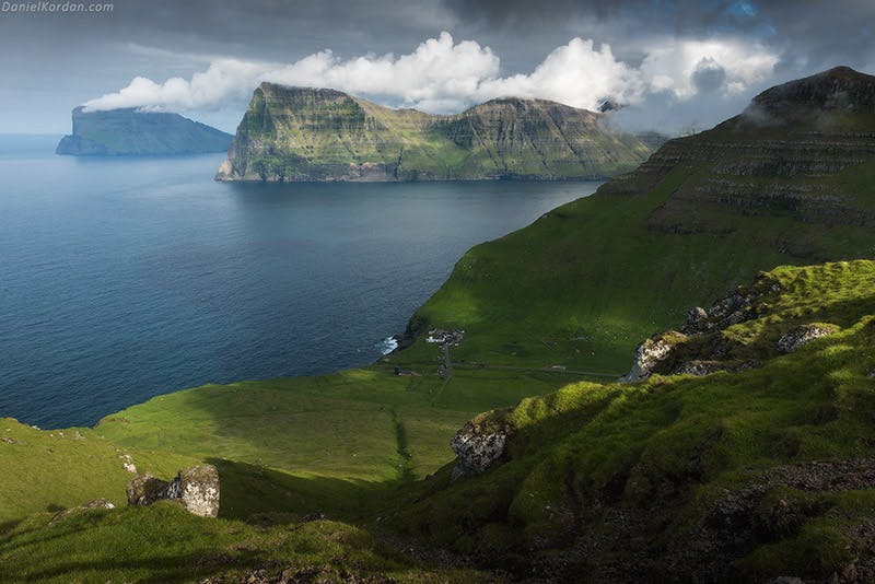 8 Day Summer Faroe Islands Photo Tour - day 1