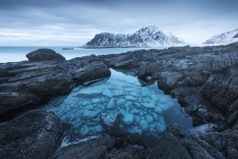 9-Day Winter Photo Workshop in the Lofoten Islands of Norway - day 5