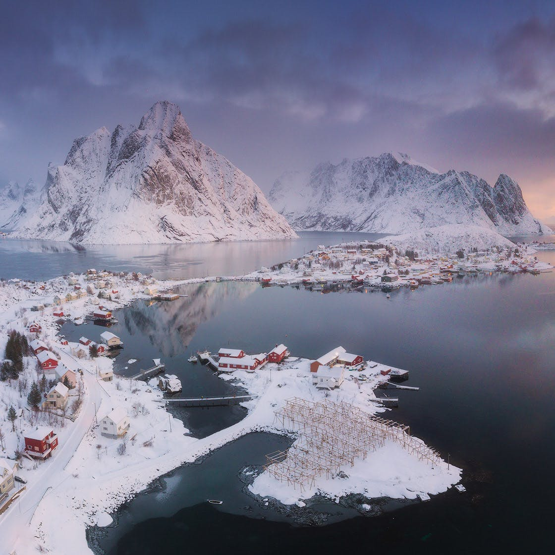 9-Day Winter Photo Workshop in the Lofoten Islands of Norway - day 8