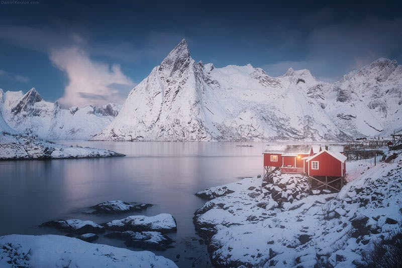 9-Day Winter Photo Workshop in the Lofoten Islands of Norway - day 9