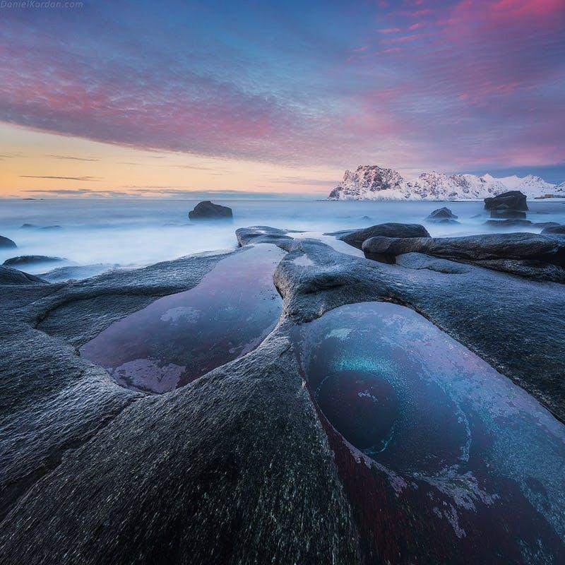 7-Day Summer Midnight Sun Photo Workshop in Norway's Lofoten Islands