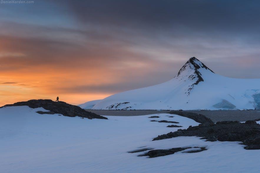 Antarctica is a desert in spite of its freezing temperatures.