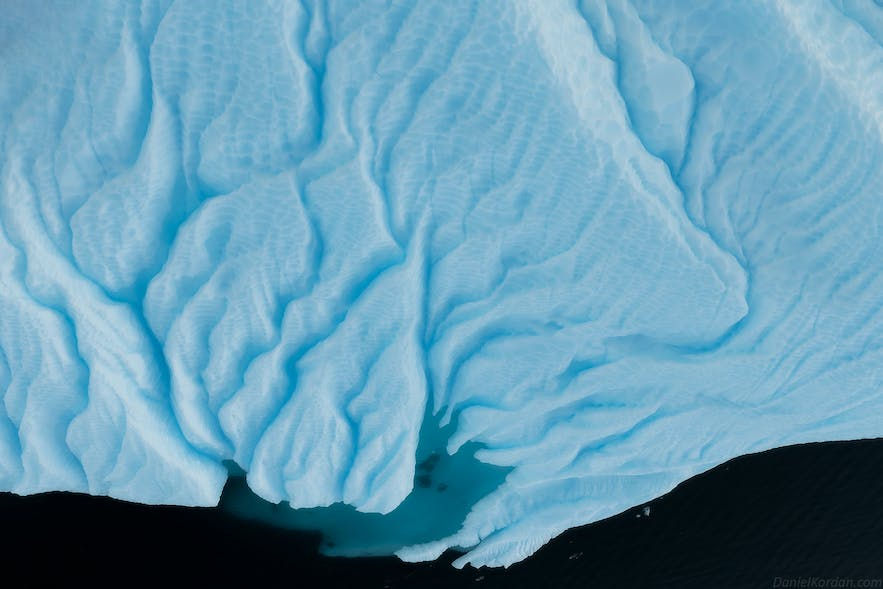 Coastal Antarctica is under threat from climate change.