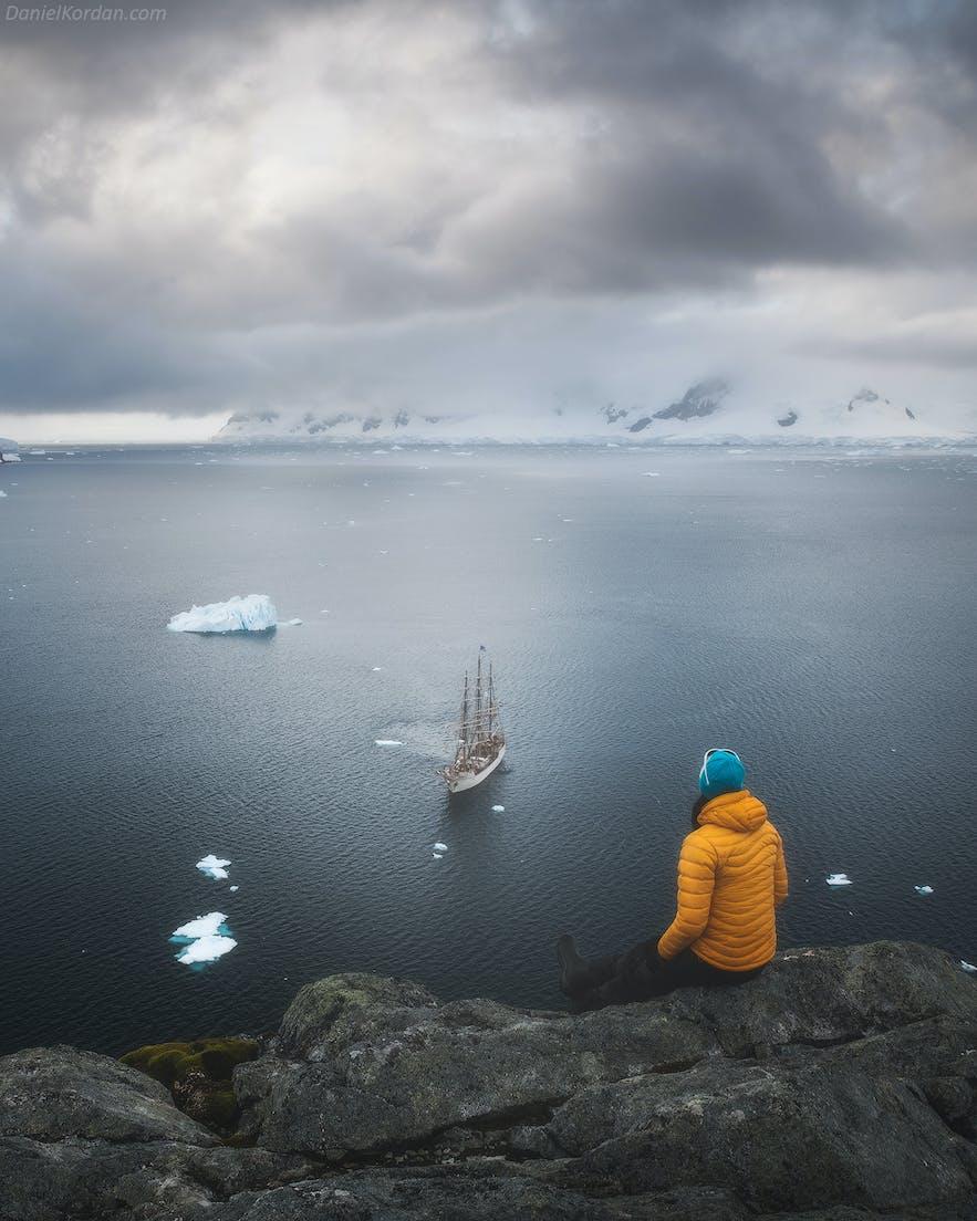 Antarctica is a prime destination for landscape and wildlife photographers.