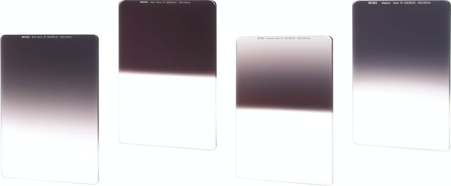 Hard vs Soft Graduated Neutral Density Filters for Landscape Photography