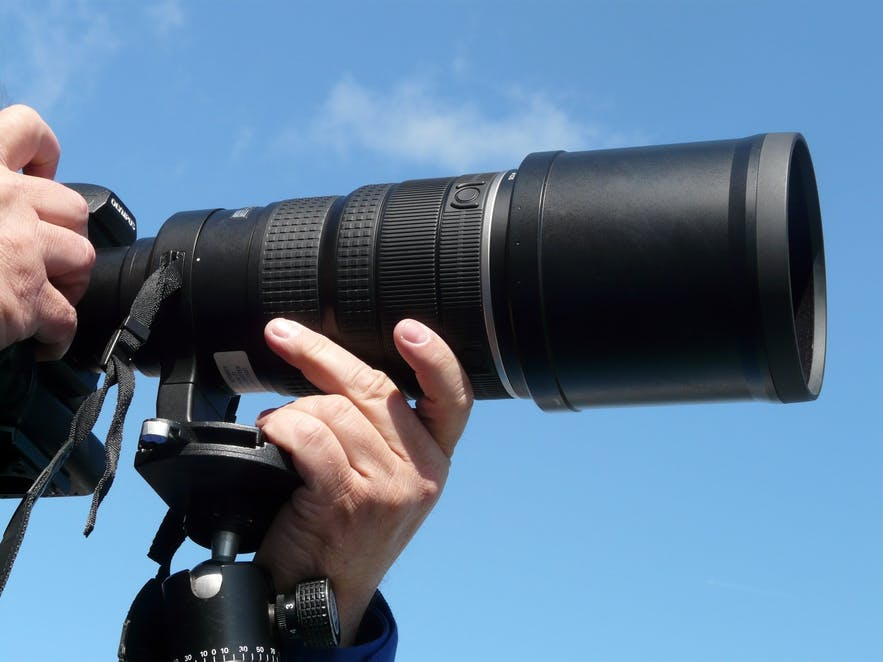 How to Use a Telephoto Lens for Landscape Photography