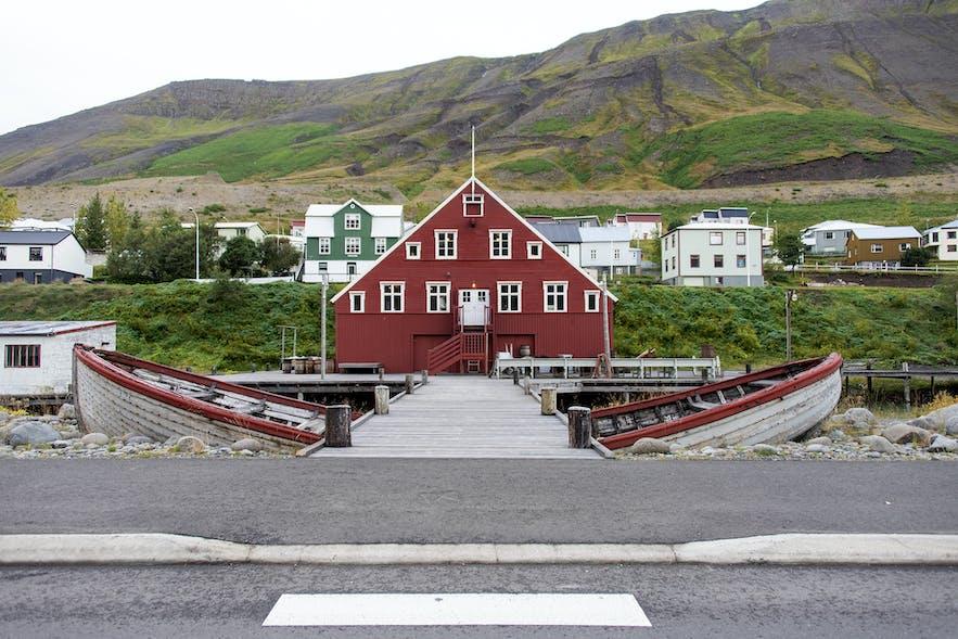 The Herring Museum in Siglufjörður