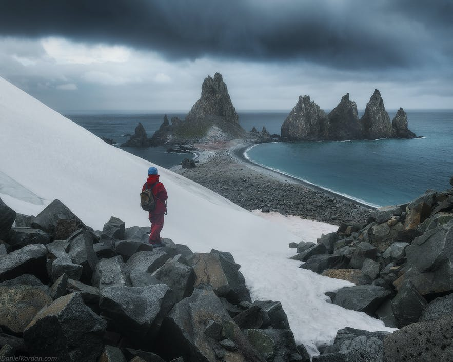 The Antarctic Peninsula is not like the rest of the continent.