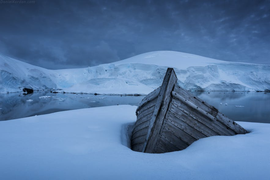Choose the right camera for Antarctic photography.