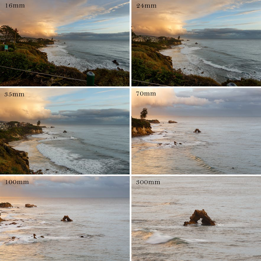 Understanding Focal Lengths in Landscape Photography