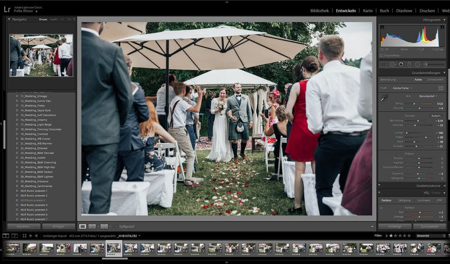 Ultimate Guide to Wedding Photography