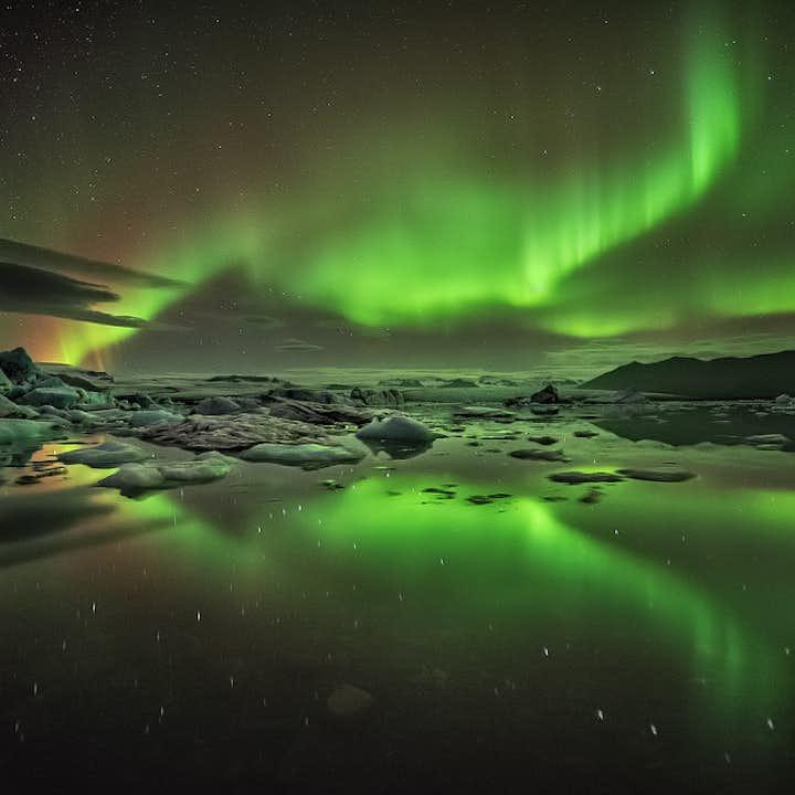 アイスランドで過ごす5日間の秋の写真ワークショップ