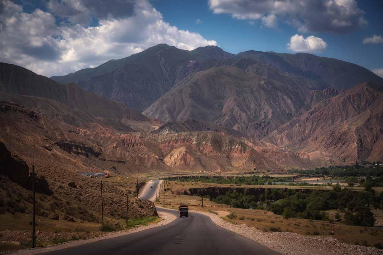 12 Day Kyrgyzstan Photo Tour | Mountains, Lakes & Canyons - day 2