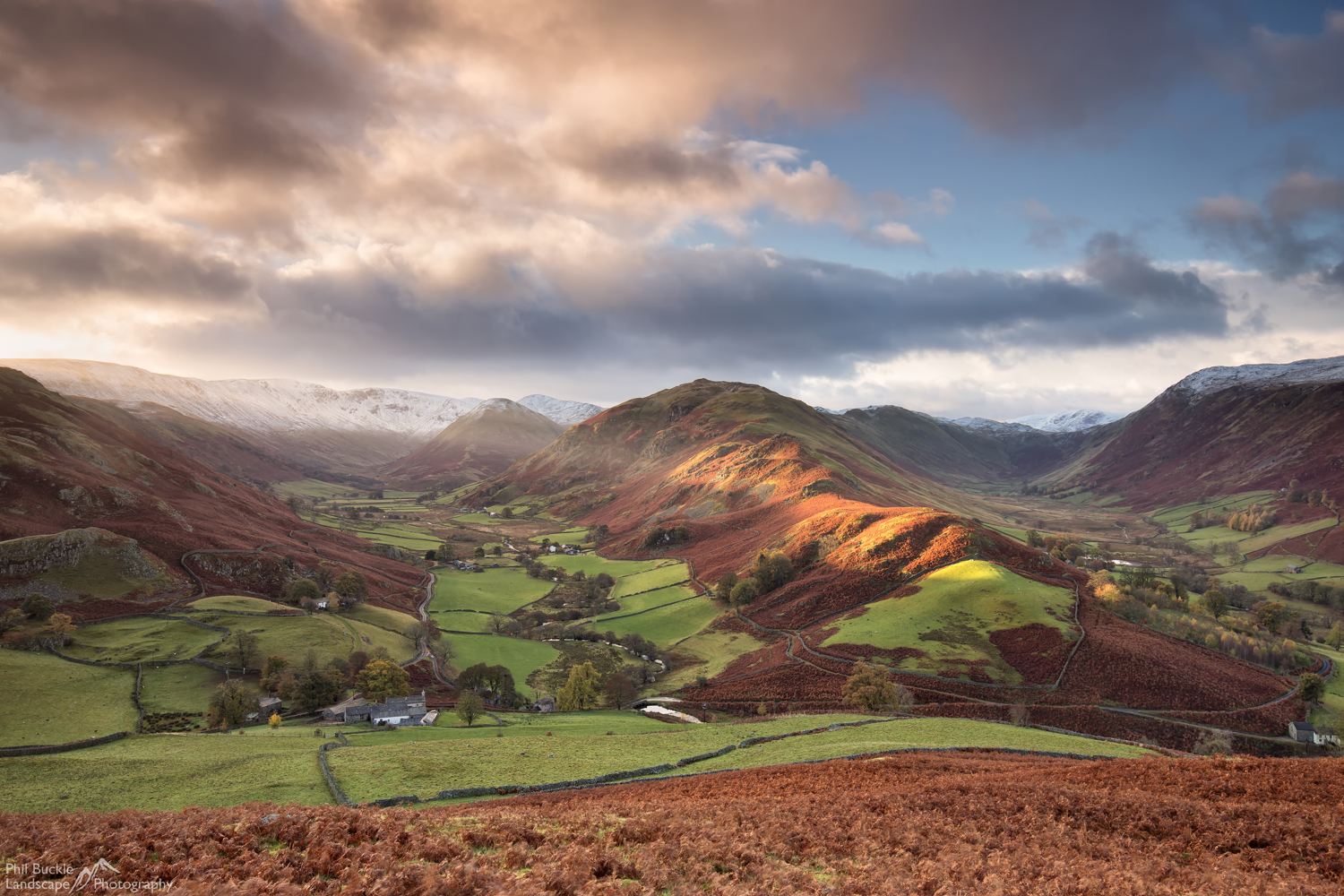 7 Day Photography Tour of England's Lake District - day 2
