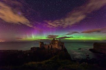 GarethWray-Interview-Dunluce Castle Aurora - Antrim Coast.jpg