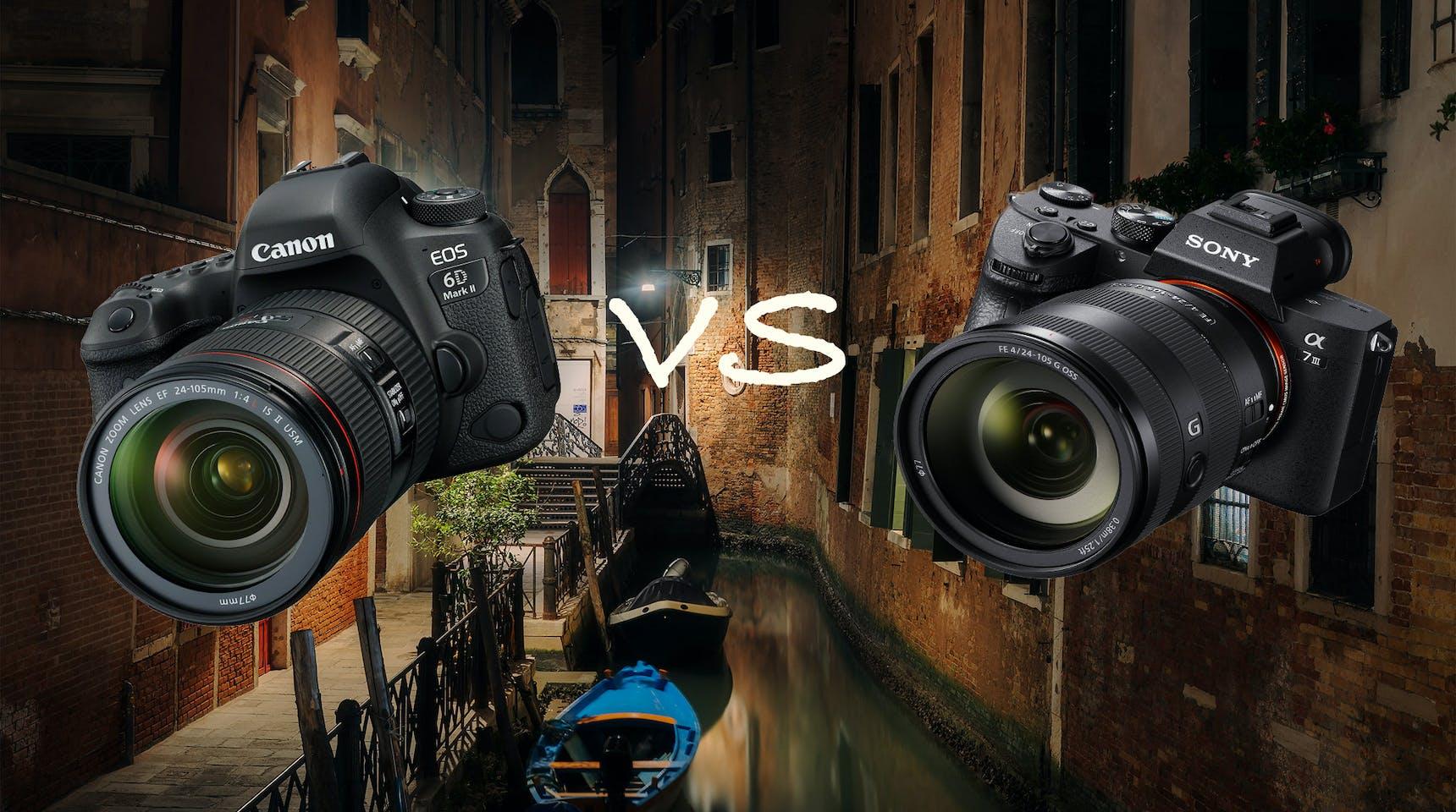 Dslr Vs Mirrorless Cameras For Landscape Photography