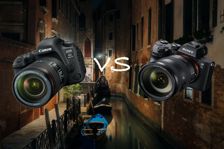 DSLR vs Mirrorless Cameras for Landscape Photography