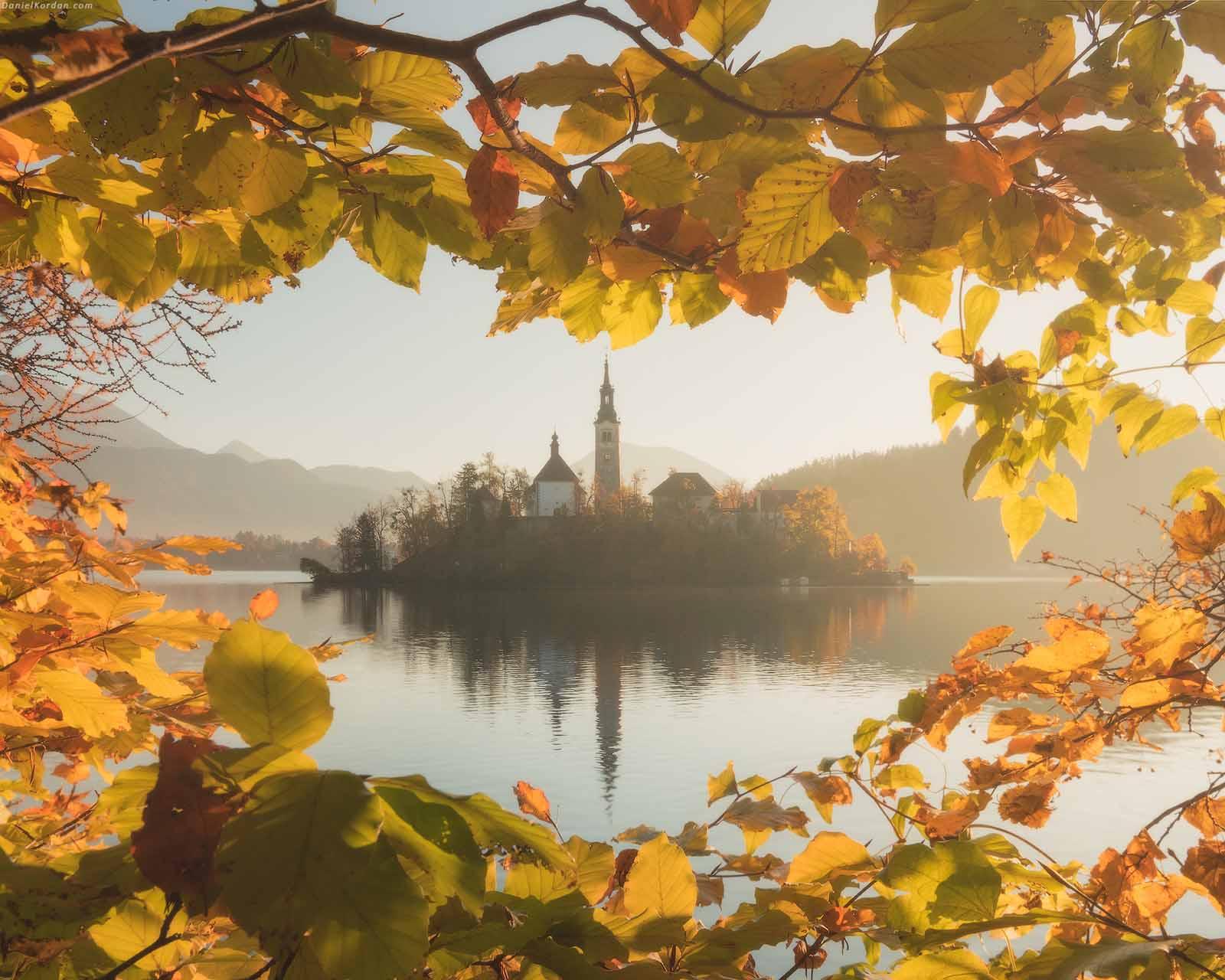 Slovenia and Croatia Photo Tour - day 1