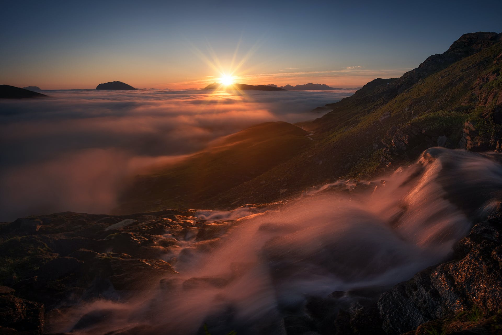 Misty Mountains of Norway Hiking & Camping Adventure