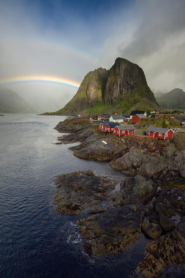 8-Day Autumn Photo Workshop in Norway's Lofoten Islands - day 1