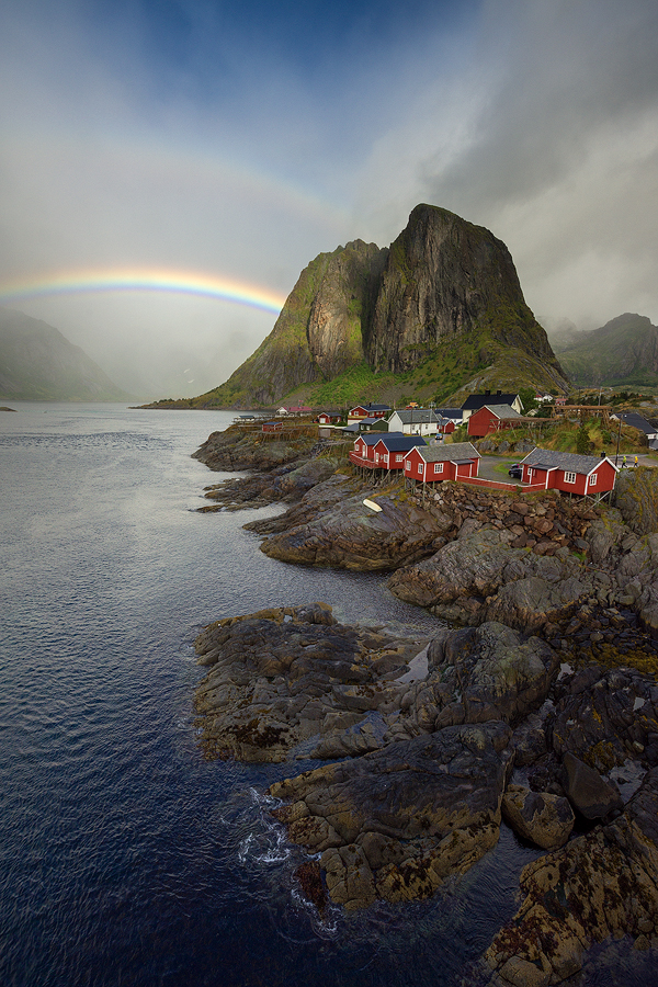 8-Day Autumn Photo Workshop in Norway's Lofoten Islands - day 1
