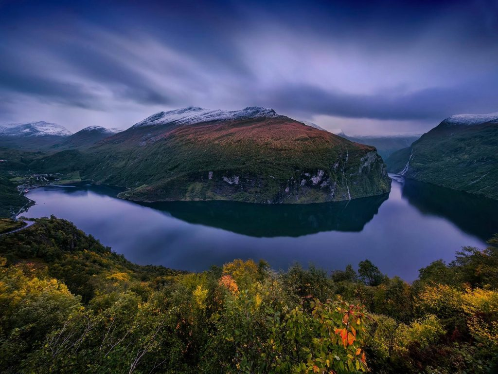 8 Day Fjords of Western Norway Photography Tour - day 1