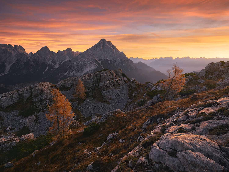 Summer in Dolomites | 7 Day Photo Workshop - day 1