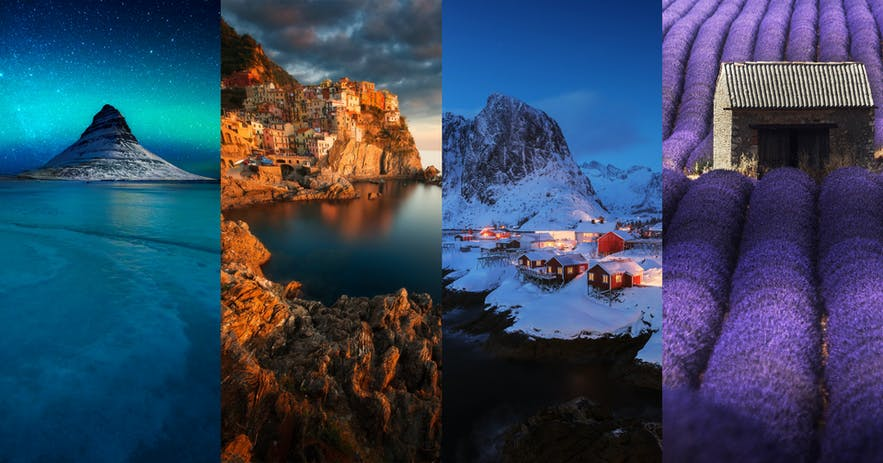 The Most Popular Destinations for Photography Around the World