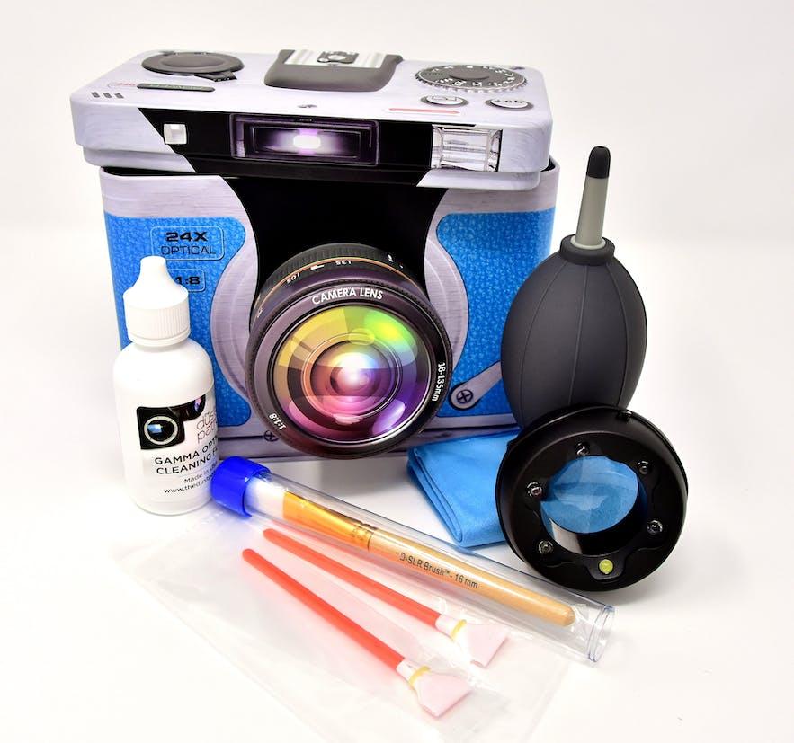 Camera sensor cleaning kit   DSLR Accessories