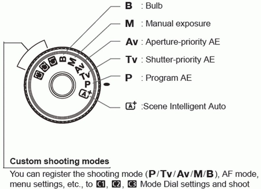 Beginner's Guide to Camera Settings